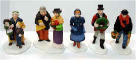 Dept 56 - David Copperfield Characters - 5551-4